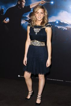 Hermione Through The Years: A Look Back At Emma Watson's Harry Potter Premiere Style
