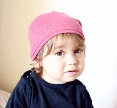 Baby toddler slouch beanie hat shower gift urban by MissTopKnot