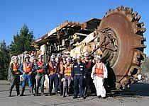 UNSW Mining Engineering students return to Broken Hill