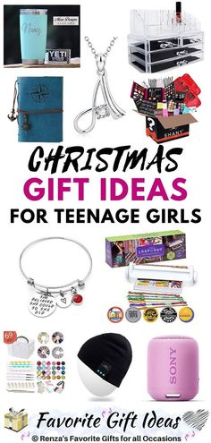Christmas Gift Ideas For Teenage Girls 2019 Christmas Gift Ideas For Teenage Girls Find the perfect gift with these ., Christmas Gift Ideas For Teenage Girls 2019 Christmas Gift Ideas For Teenage Girls Find the perfect gift with these . Presents For Teenage Girls, Christmas Presents For Girls, Teenage Girl Gifts Christmas, Tween Gifts, Family Christmas Gifts, Diy Holiday Gifts, Girly Gifts, Birthday Gifts For Girls, Gifts For Teens