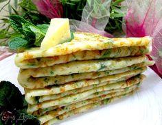 Сырные блины с зеленью Начните утро с ароматных сырных блинчиков. Добавьте свежую рубленую зелень для сочности. Подавайте горячими с молоком или сладким чаем. Приятного аппетита! #готовимдома #едимдома #кулинария #домашняяеда #сырные #блины #зелень #завтрак #утро #вкусно #аппетитно #длявсех #семейноеменю