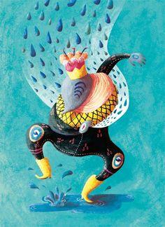Featured illustrator: Ilona Partanen