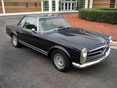 1967 Mercedes Benz 230 Sl Certificate Of Title Title for sale in ...