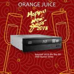 This desktop type SATA internal drive is a blu-ray player with DVD/ CD burning function. It has created for high density and secure computer and data storage including backup, high definition movies, photos... etc.