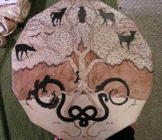 Yggdrasil drum