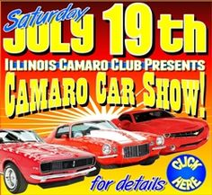 Visit the Volo Auto Museum for the All Camaro Car Show