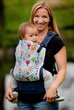 Float Away - Tula Ergonomic Baby Carrier #need #tula #gotthaveit