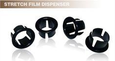 Dispenser for Stretch Film Roll Skype: Stretch Film, Stretches, Plastic Wrap