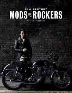 Mods vs Rockers