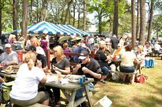 10 Spring Festivals You Don't Want to Miss- Chincoteague Seafood Festival