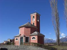 La chiesetta di San Pellegrino Belluno Dolomiti Veneto Italia