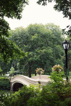summertime in central park