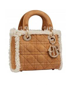 Luxury Purses, Luxury Bags, Vanity Bag, New Bag, Lady Dior, Leather Chain, Lambskin Leather, Birkin, Fashion Bags
