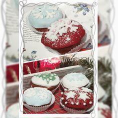 Weihnachtsbäckerei mit Bratapfel-Muffins