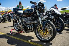 Honda CBX1000 Custom
