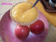 Jablka s cukrem rozvaříme v 1 l vody, přidáme pudink. Necháme přejít varem, rozmixujeme a dáme do skleniček. steril. 20 min. při 80 stupních. 20 Min, Plum, Food And Drink, Pudding, Fruit, Custard Pudding, Puddings, Avocado Pudding