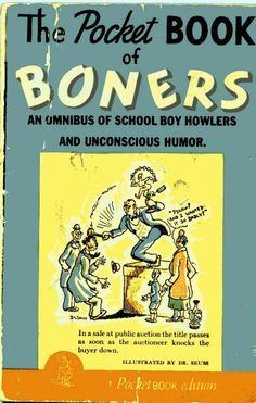 Sometimes that's where boners like to hide: | 15 Hilariously Inappropriate Book Titles
