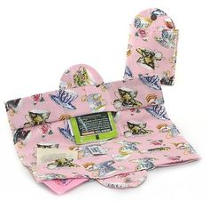 Tea Wallet, Teacups and Roses, 6 4 compartments, USA $12.99