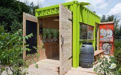 Container SA: 5 Gazebos com Containers: Adicione Espaço em Sua Casa!