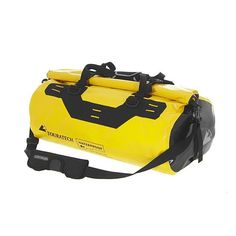 Dry bag Adventure Rack-Pack, size M, 31 litres, yellow/black, by Touratech Waterproof Why Do Cats Purr, What Cats Can Eat, Herding Cats, Youtube Cats, Ducati Scrambler, Siberian Cat, Yellow Black, Messenger Bag, Dog Cat
