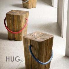 Табурет деревянный Hug EliteToBe