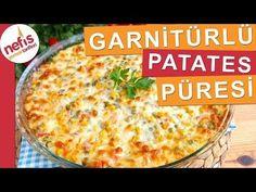 Fırında Muhteşem Patates Püresi (Videolu) – Nefis Yemek Tarifleri