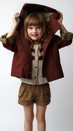 Check out these ridiculously stylish kids.