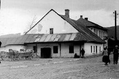 Karczma żydowska w 1938 roku.