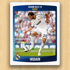 Real Madrid Collections - Higuaín