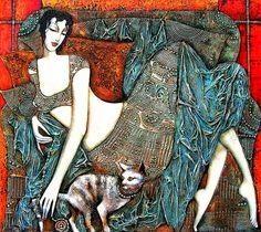 Maher Art Gallery: Ira TSANTEKIDOU
