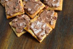Saltine+Cracker+Toffee+Recipe