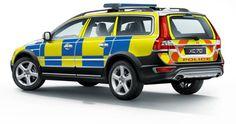 2014 Volvo XC70 Swedish Police