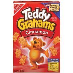 Teddy Grahams!