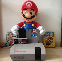 On instagram by romworld1112 #famicom #microhobbit (o) http://ift.tt/21bsj0x first love !!! #nintendo #nes #nintendoentertainmentsystem #mario  #supermario #supermariobros #supermariobros2 #supermariobros3 #supermariobrothers #oldschoolgamer #oldschoolgamers #retrogaming #jeuxvideo #jeuxvideos #videogame #videogames