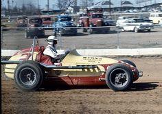 Vintage Sprint Car Racing | Vintage Race Car Photos Midget Sprint Stock Car USAC URC Indy Car Auto ...