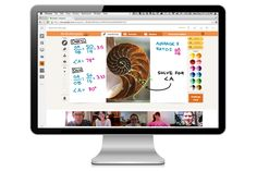 Scoot & Doodle - A social creativity site that blends video conferencing and drawing/creation. Like a whiteboard app for Google+ Hangouts and iPad