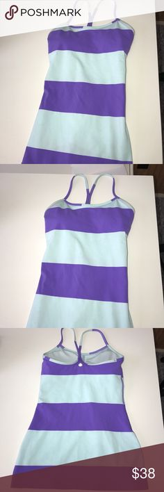 Lululemon Tank Top - Sz 4 Excellent condition-No defects lululemon athletica Tops Tank Tops