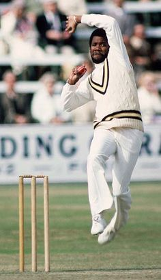 Malcolm Marshall- West Indies