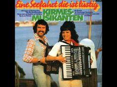 Die Kirmes Musikanten - Tiroler Walzer Margrietje - YouTube