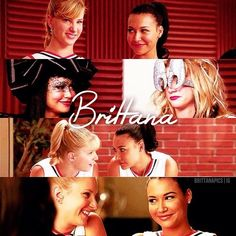 Glee: Brittana!