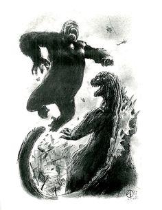 Godzilla vs. King Kong - Jay Fife