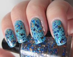KBShimmer Bejeweled over American Apparel The Valley