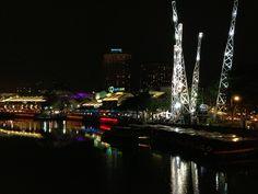 Singapore, Clarke Quay.