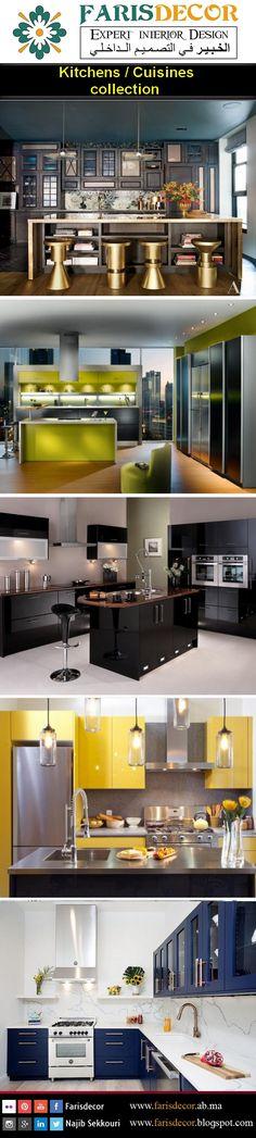 décor cuisine moderne Décor cuisine Pinterest