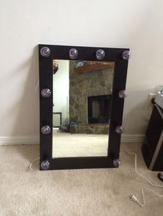 After searching the internet for the perfect vanity and not wanting to spend over $500 for one, pinterest and other blog sites inspired me t...