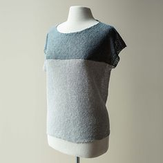 K.1 Pullover Pattern – Knit Purl