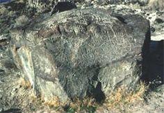 image as rock near Boise, ID