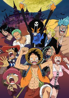 One Piece Sets Sail for Thriller Bark! We've licensed Season 6. Plus, Collection 9 releases in April.