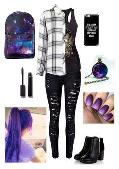 """""""Cool girl 2 contest"""" by sosfamforlife ❤ liked on Polyvore featuring WithChic, Rails, Casetify and Chanel"""