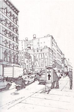 DKNY Ad, New York by Edgeman13 on DeviantArt